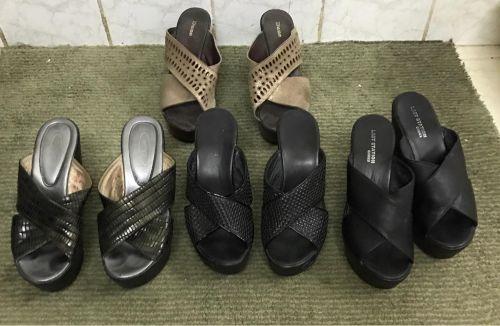 للبيع احذيه +شنط