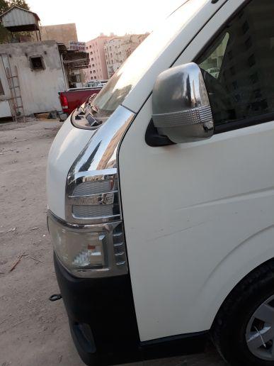 باص هايس حديث للايجار مع سائق