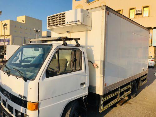 freezer truck sale
