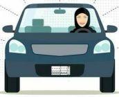 ladiy driver