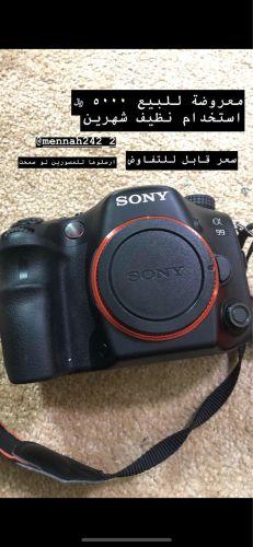 كاميرات وعدسات