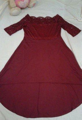 فستان جديد فوري كبير