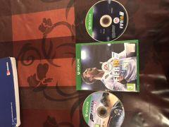 Fifa18 & Forza Horizon 3