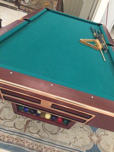 طاولة بليارد سيراميك اكبر حجم