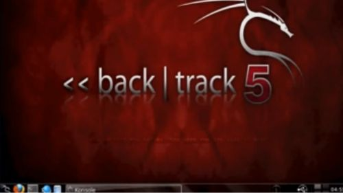 للبيع نظام BackTrack . Hak