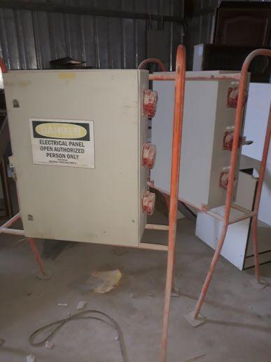موزعات كهربائية 3 فيز ( DB)