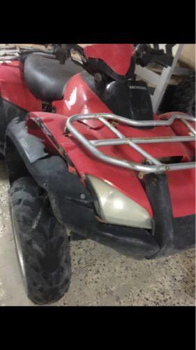 ATV Honda 700 cc