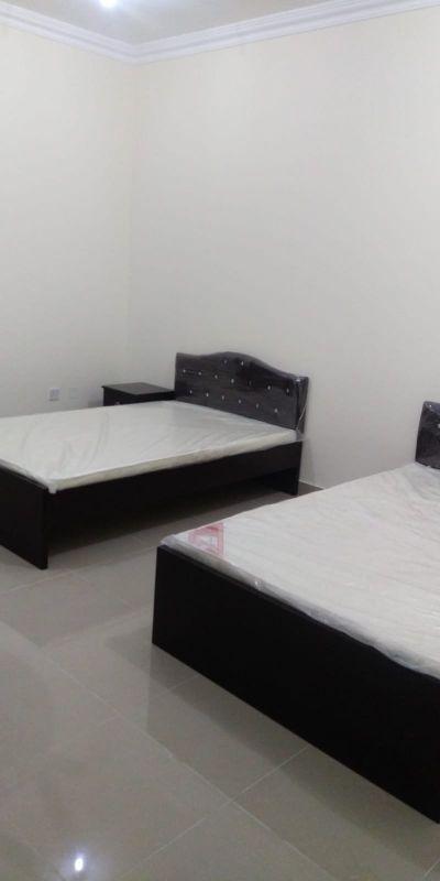 شقة مفروشة غرفتين وصالة