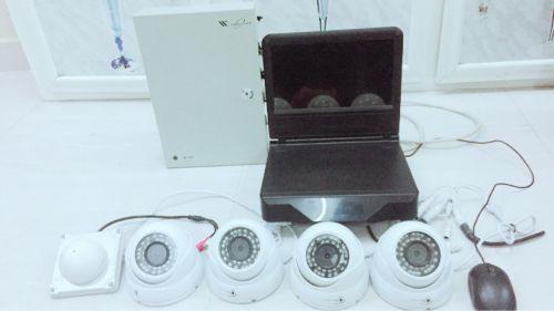 كاميرات وأدوات مكتبية للبيع