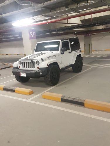 Jeep Wrangler 2011 Free accident