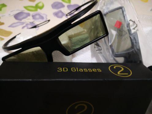 2 نظارة 3D سامسونج