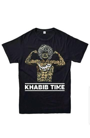 khabib t-shirt