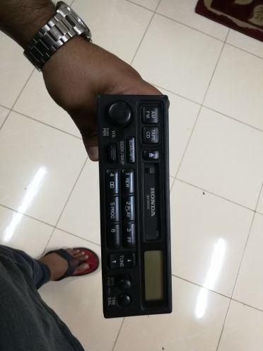 Honda Radio
