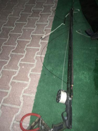 سلاح صيد كاربون فايبر رولر ١٣٠
