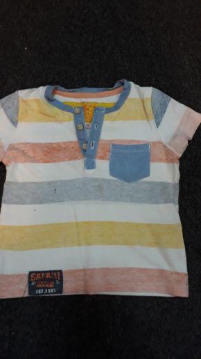 ملابس أولاد -مستعمل( ١٢-١٨)شهر