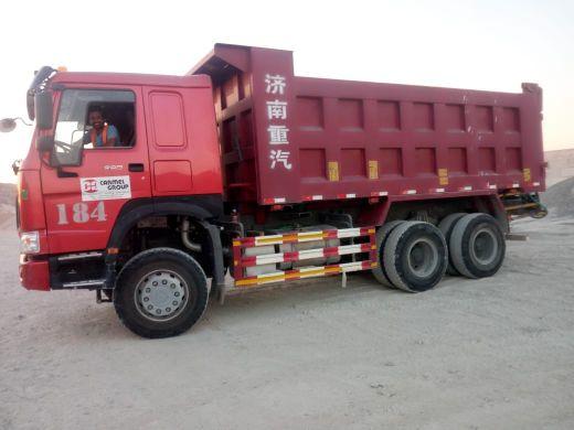 19 cubic truck