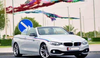 BMW 420 2015, sport, convertible
