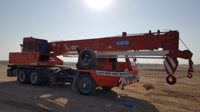 Mobile Crane for sale or exchange