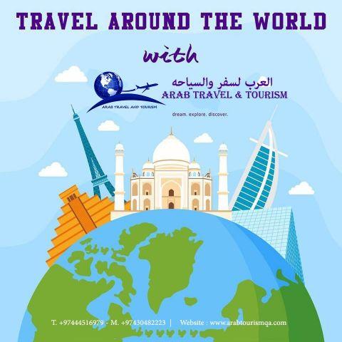 Arab travel tourism agency