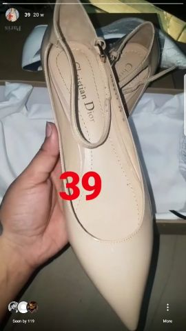 shoes 39