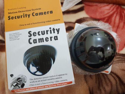 كاميرات وهميه
