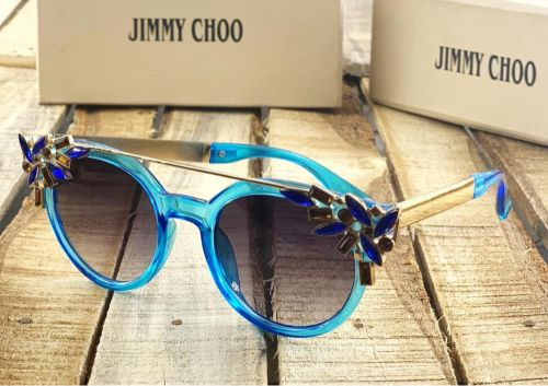 Jimmy Choo Designer Sunglasses