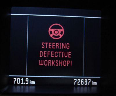 اصلاح steering faulty vw audi porsc