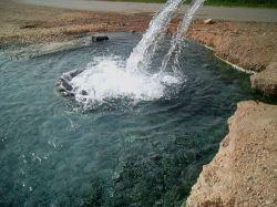 حفر آبار مياه جوفيه