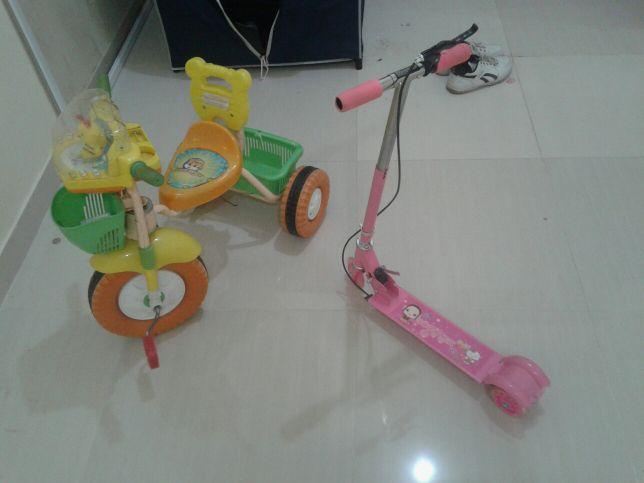 دراجه وسكوتر