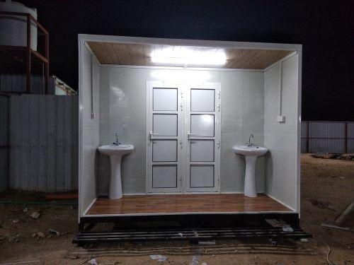 الکبینه للبیع مع الحمام