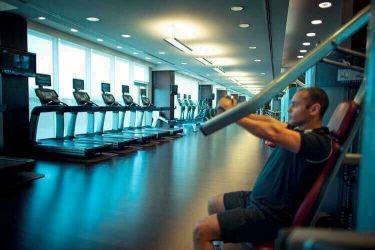Gym membership with pool & spa