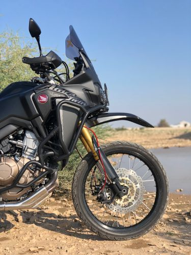 Honda Africa twin black edition