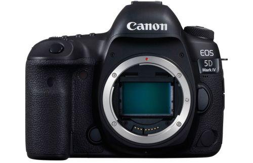 كاميرا كانون 5D الإصدار الرابع