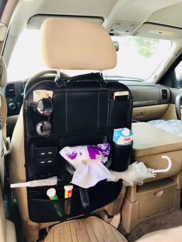 منظم أغراض لكرسي السيارة
