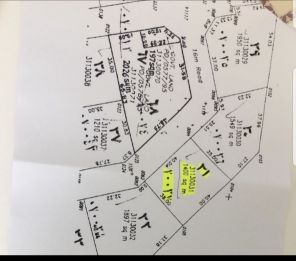 Duhail Land for sale 1400 sqm
