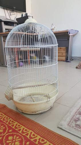 bird cage for sale good condition 150 ri