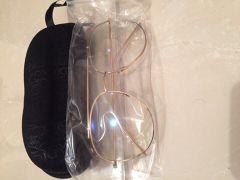 new unisex non optical glasses