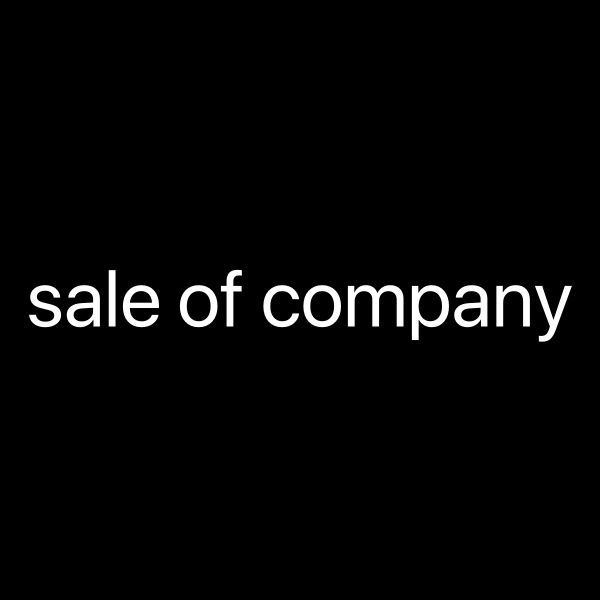 Company Sale