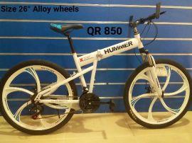 دراجات هوائية جديدة قابلة للطي