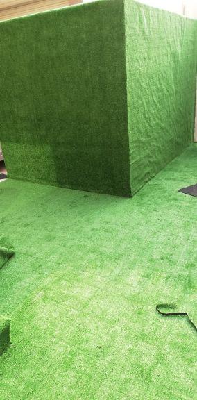 Best quality grass installation