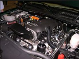 Chevrolet tahoe 2002 engine