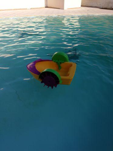 قارب اطفال جديد عدد 2