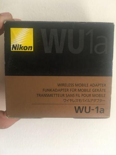 Nikon wifi device Wu-1a