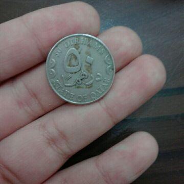 50 درهم قديم 1424
