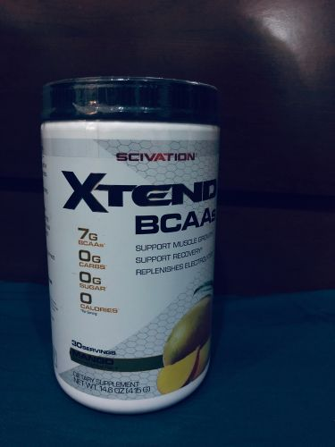 BCAA Supplement