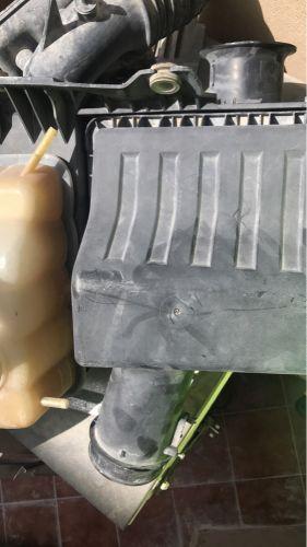 فلتر وصدام امامي وخلفي فورد F15