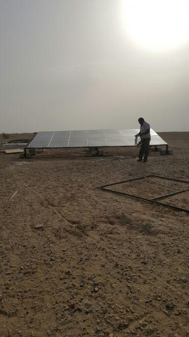 طاقة شمسيةللمزارع والعزب