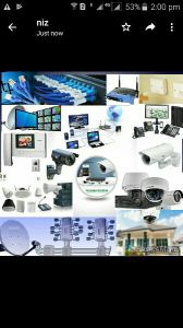 COMPLEATE SOLUATION FOR SECURITY CAMERA