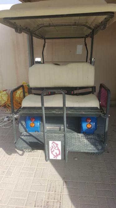سيارة جلف من ناصر بن خالد مرسيدس