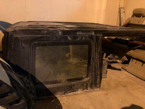 Jeep wrangler JK Hard Top